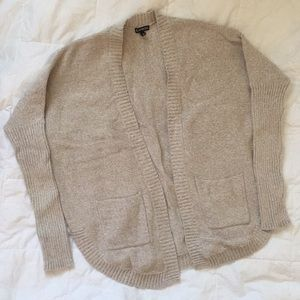 Express cocoon sweater
